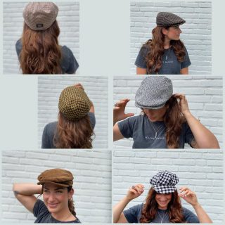 🎵You can leave your 🧢 on  - - - Divers flatcap Maison Scotch or Barts € 22,50-€ 25,-